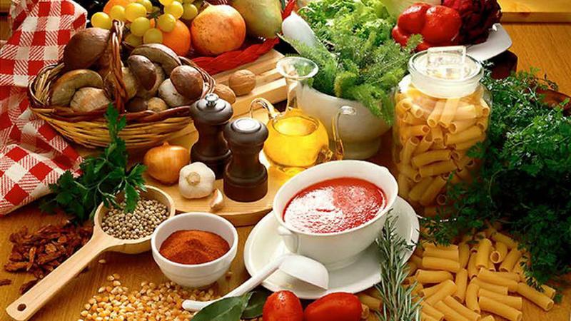 Великий Пост 2017: календарь правильного постного питания по дням