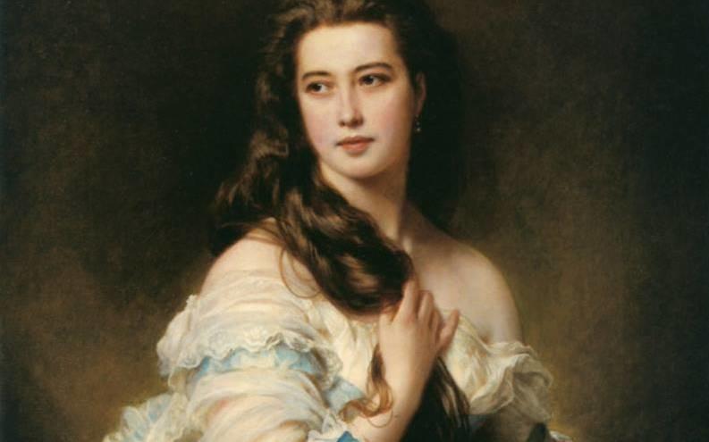 Самые красивые русские женщины в истории женщины в истории, история, фото