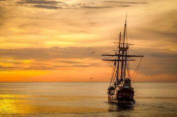 У побережья Евпатории в Крыму нашли кладбище затонувших кораблей