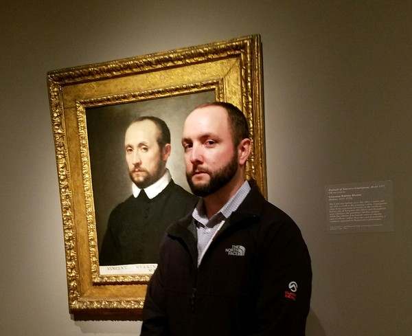 """""""Мой приятель нашел в Художественном музее портрет своего двойника, написанный в 1572-м году."""""""