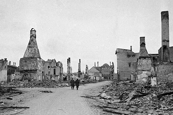 Как Латвия жила под фашистской оккупацией