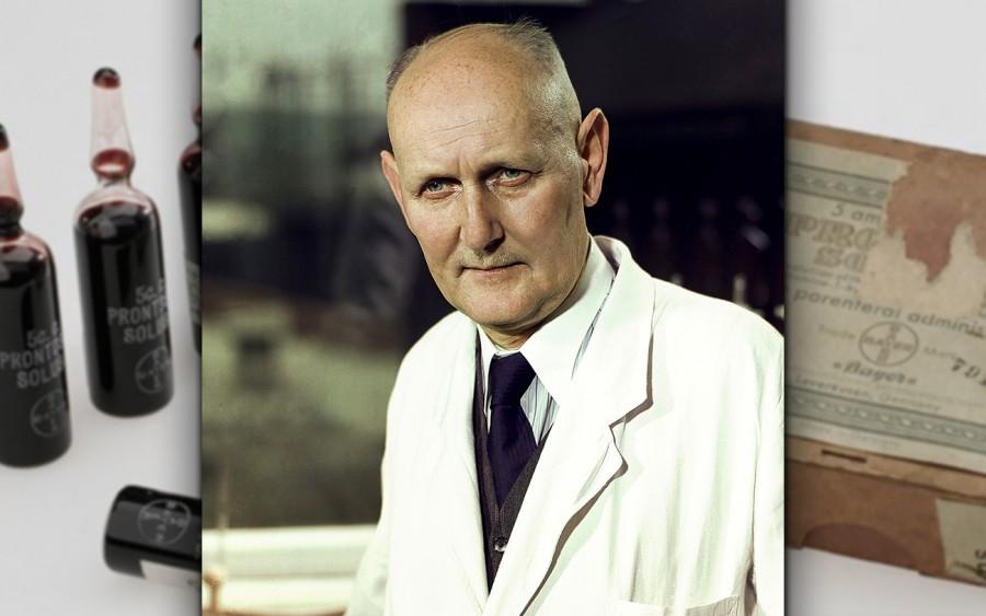 Герхард Домагк в 1939 году угодил в гестапо за Нобелевскую премию по медицине