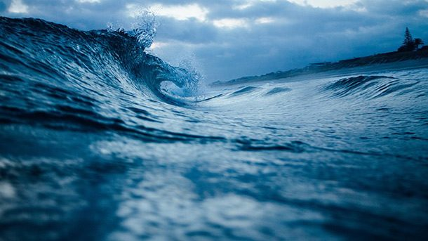 Любопытное об океане