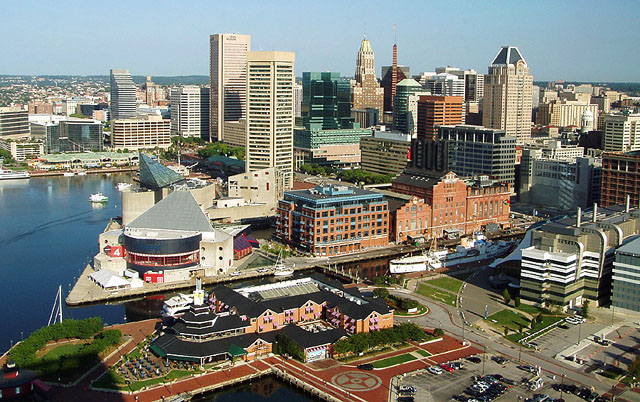 an analysis of the beautiful city of baltimore maryland Photo tour: beautiful maryland none maryland, the seventh state to join the union, is one of the nation's calls the city of baltimore home.