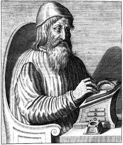 Тайный код аббата Тритемия