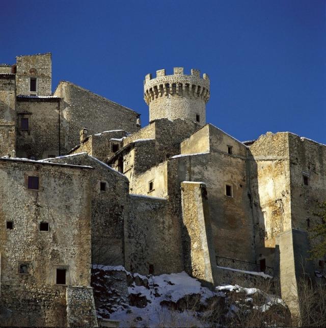 Уникальный средневековый отель Sextantio Albergo Diffuso