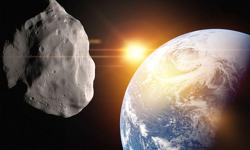 NASA: К Земле с огромной ско…