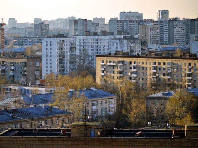 Районы реновации в Москве признаны неблагополучными