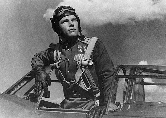 Как в небе над Берлином Иван Кожедуб сбил два истребителя США