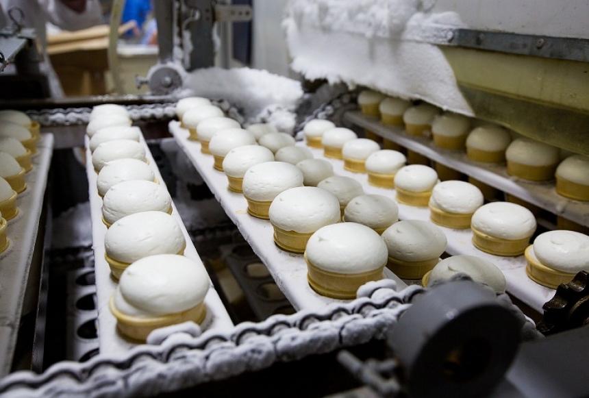 Китай мечтает производить полюбившееся российское мороженое