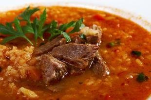 Почему суп харчо так называется и что означает это слово?