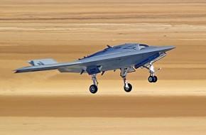 UCAS-D X-47B AV-1 Third Flight