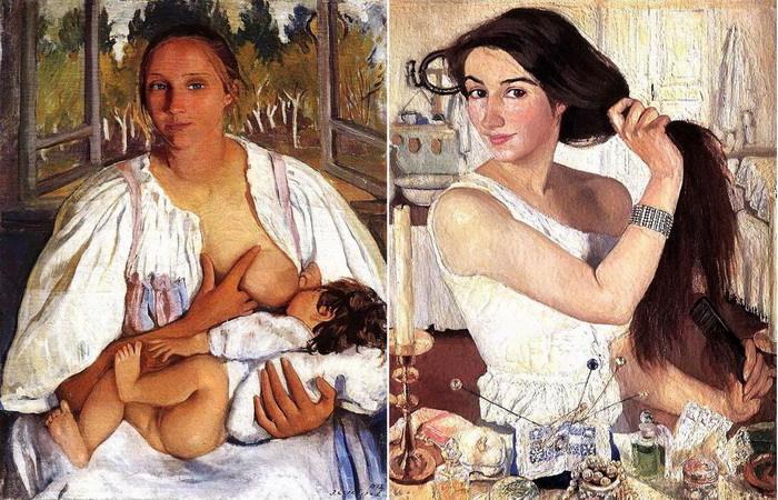 Трагедия русской художницы Зинаиды Серебряковой: забытое имя, огромный талант