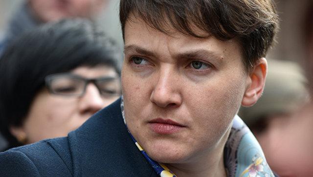 """Савченко посулила Порошенко судьбу """"хуже, чем у Януковича"""""""