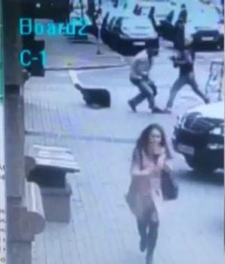 Момент убийства экс-депутата Вороненкова попал на видео