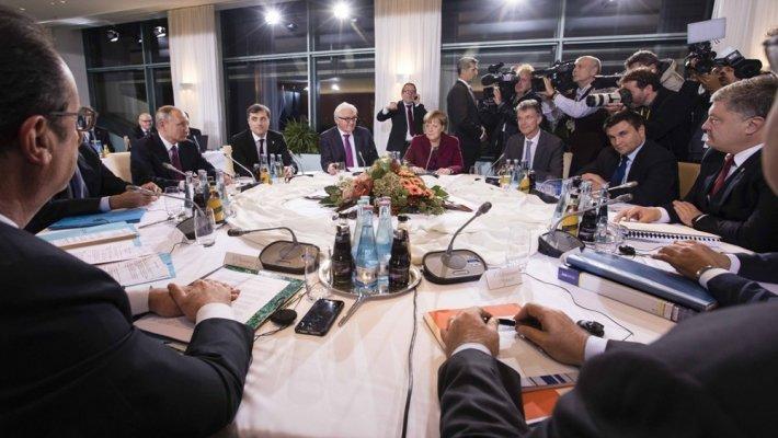 Условие Москвы по «нормандскому формату» ставит перед Киевом вопрос Донбасса ребром