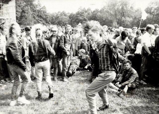 70 искренних фотографий эстонской панк-культуры 1980-х годов