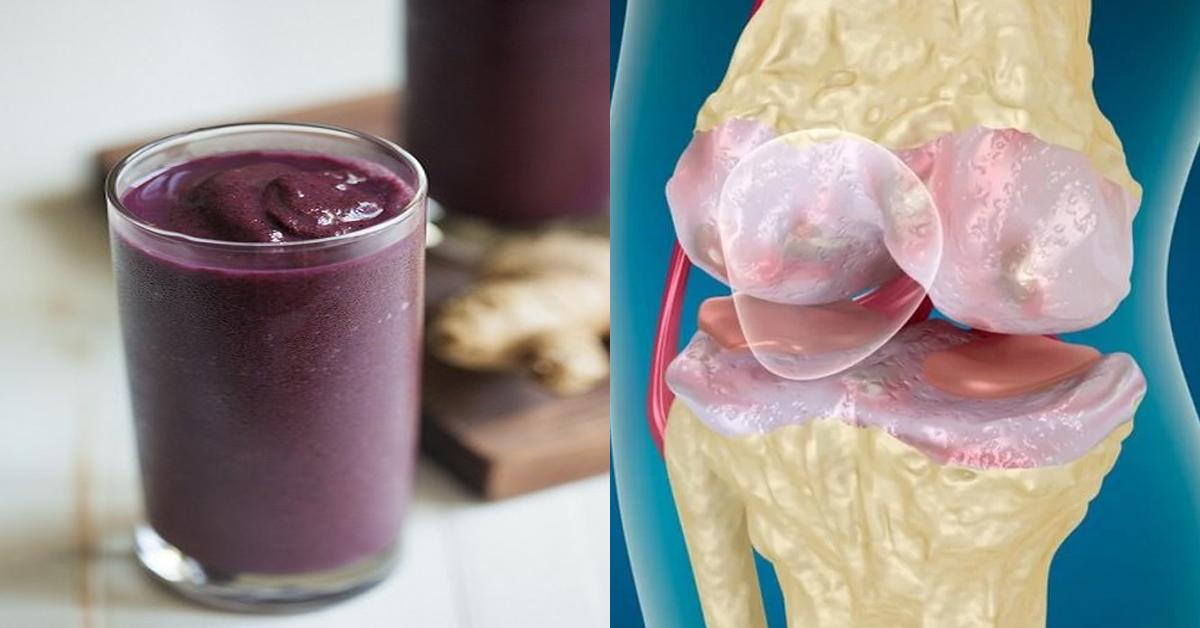 5 ингредиентов устранят воспаление суставов и успокоят боли