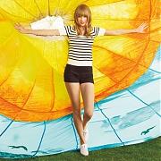 Тейлор Свифт в рекламе обувного бренда «Keds» (весенняя коллекция)