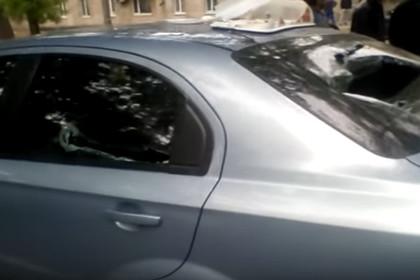 По законам европейского государства: Охранник Яроша прострелил ноги таксисту за отказ сказать «Героям слава!»