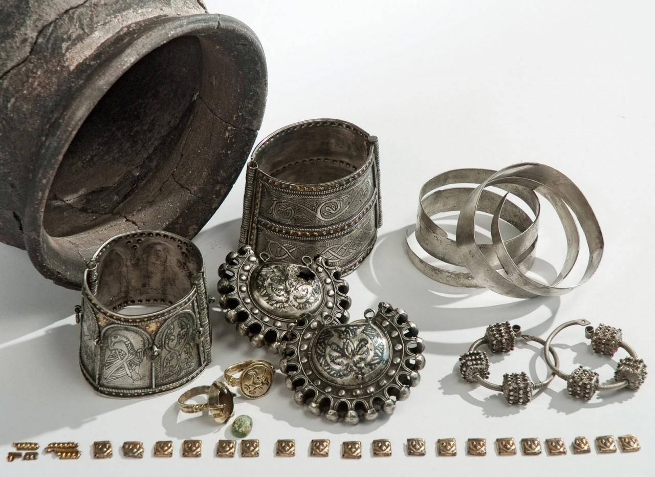 Древние славяне - археологические свидетельства