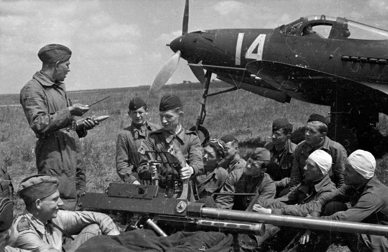 АЭРОКОБРА В СССР. Любимый самолет асов