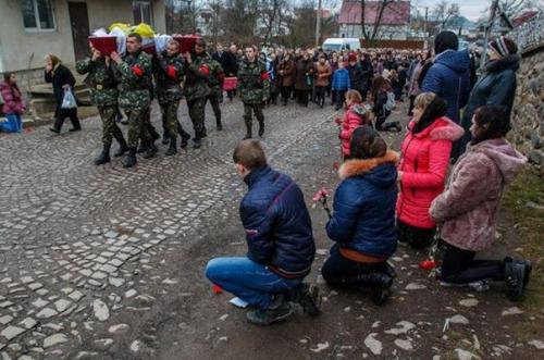 «Двухсотая» Украина…