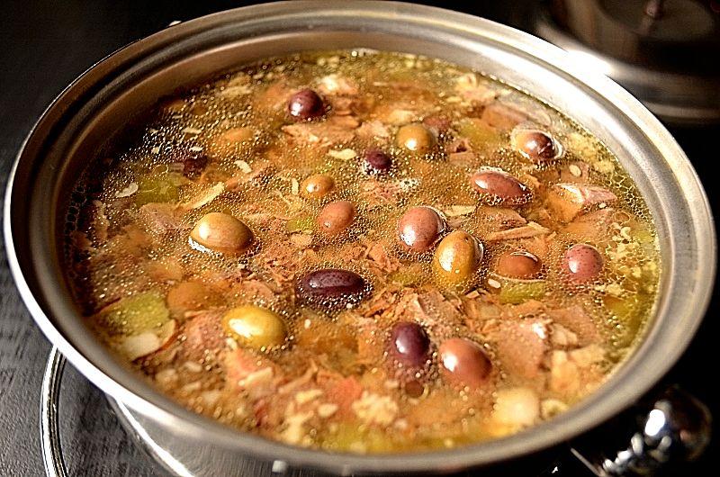 Солянка рецепт приготовления с пошаговый