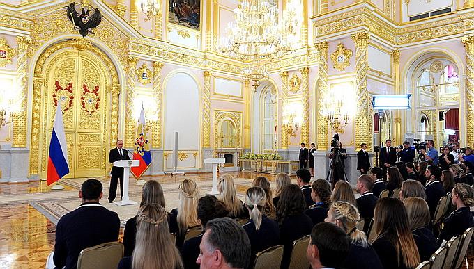 Российский ответ вырождающейся Олимпиаде