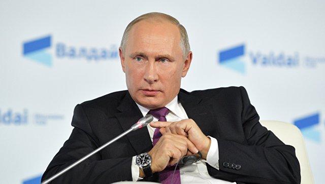 """""""Все возможно"""": Путин допустил победу женщины на президентских выборах"""