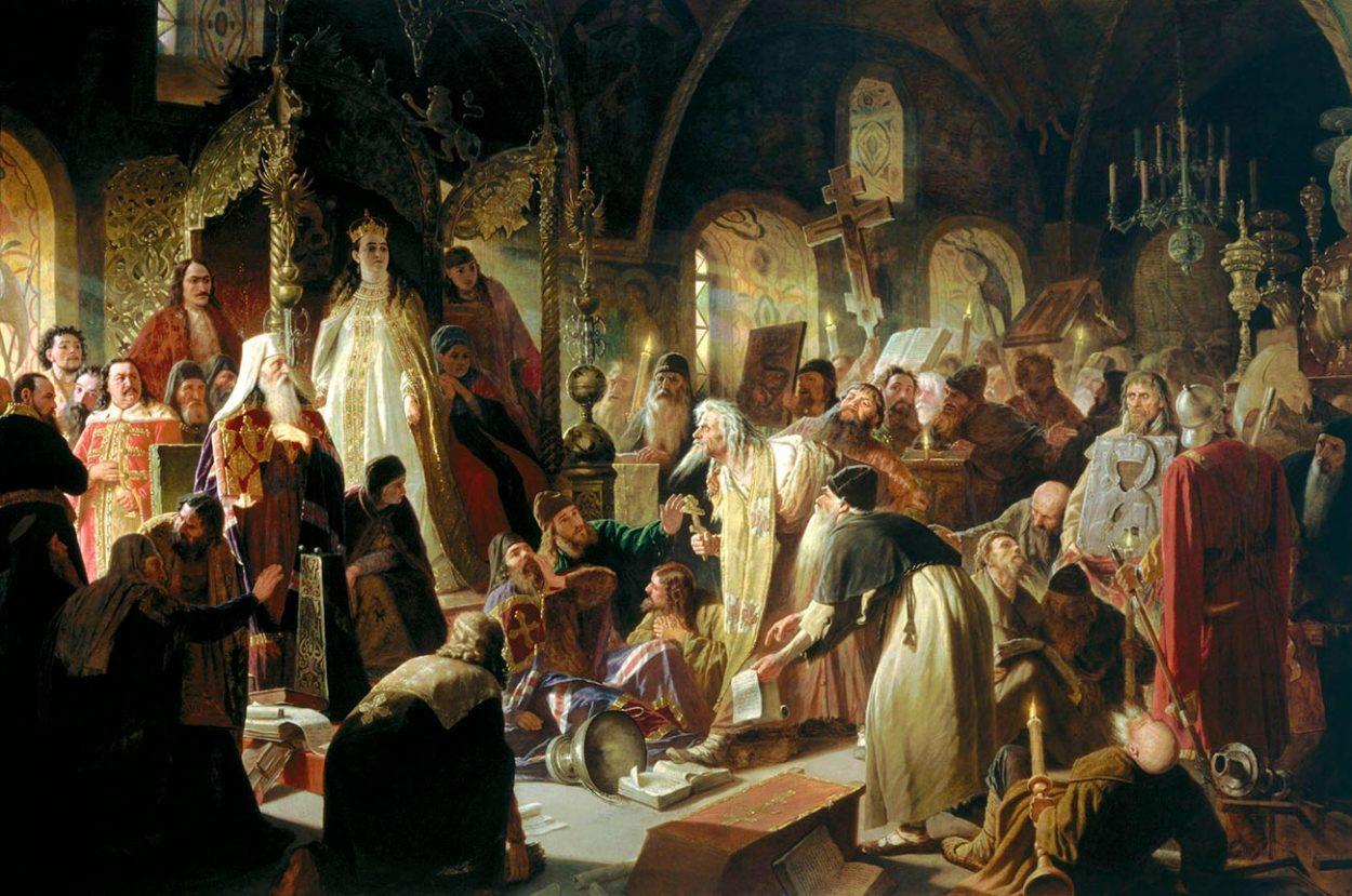 Православные и старообрядцы — в чём различия