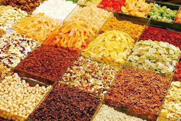 19 самых полезных сушёных продуктов