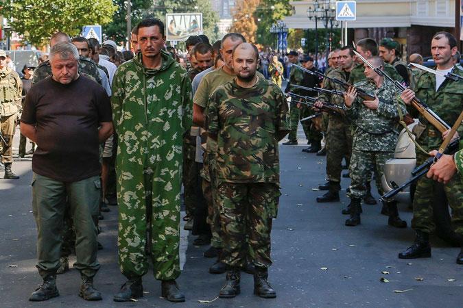 Савченко под давлением СБУ скорректировала списки военнопленных