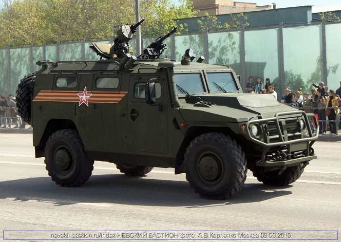 Как «Tiger» стал одним из самых востребованных бронеавтомобилей России