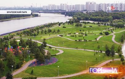 Власти продолжат благоустраивать Братеевский парк