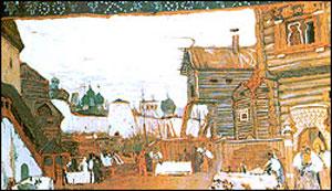 Александр Головин. Фантазии Серебряного века. Биография. Работы