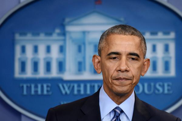 Подарок от Обамы В канун Нового года США ввели против России новые санкции и выслали дипломатов