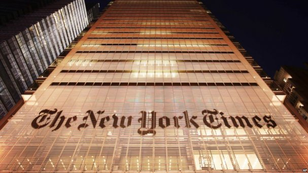 Вездесущая NYT раскрыла подробности конфиденциальной встречи Путина и Трампа