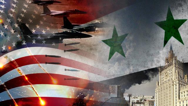 Удар США по сирийской базе –…