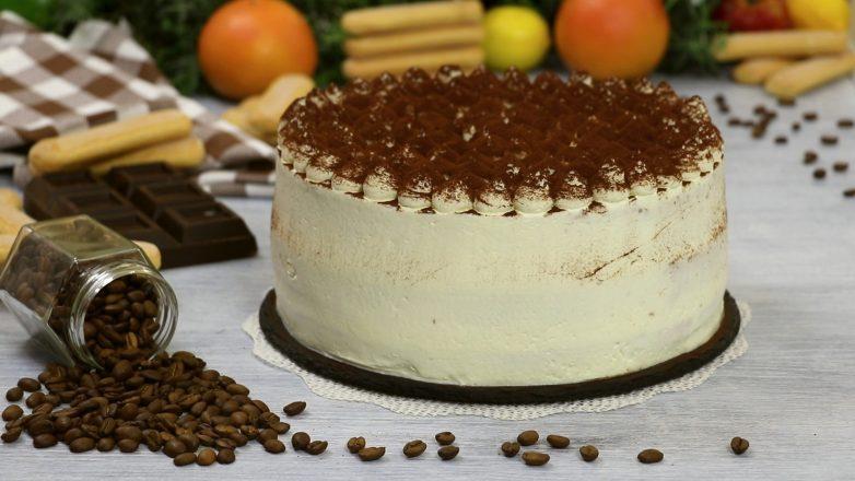 Торт «Тирамису» Вкуснейший праздничный десерт!