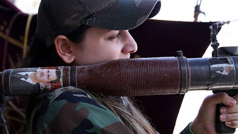 «Россияне наносят удары, а солдаты Асада в бой не идут»