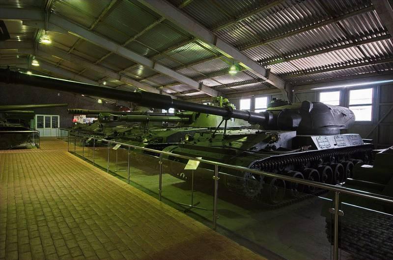 Пушка М-69. Противотанковый «таран» калибром 152 мм