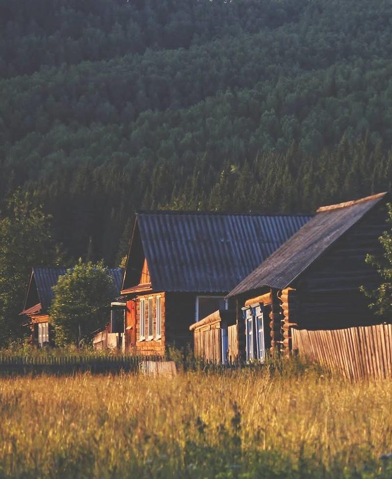 Сарана, Свердловская область глубинка, деревня, красиво, лес, россия, село, фото