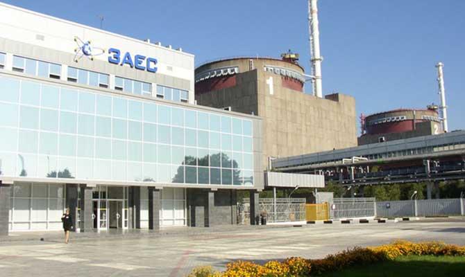 На Запорожской АЭС учения — СБУ ищет «диверсантов»