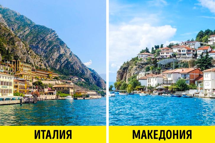 12 альтернатив дорогим курортам, которые не уступают по красоте, а стоят дешевле