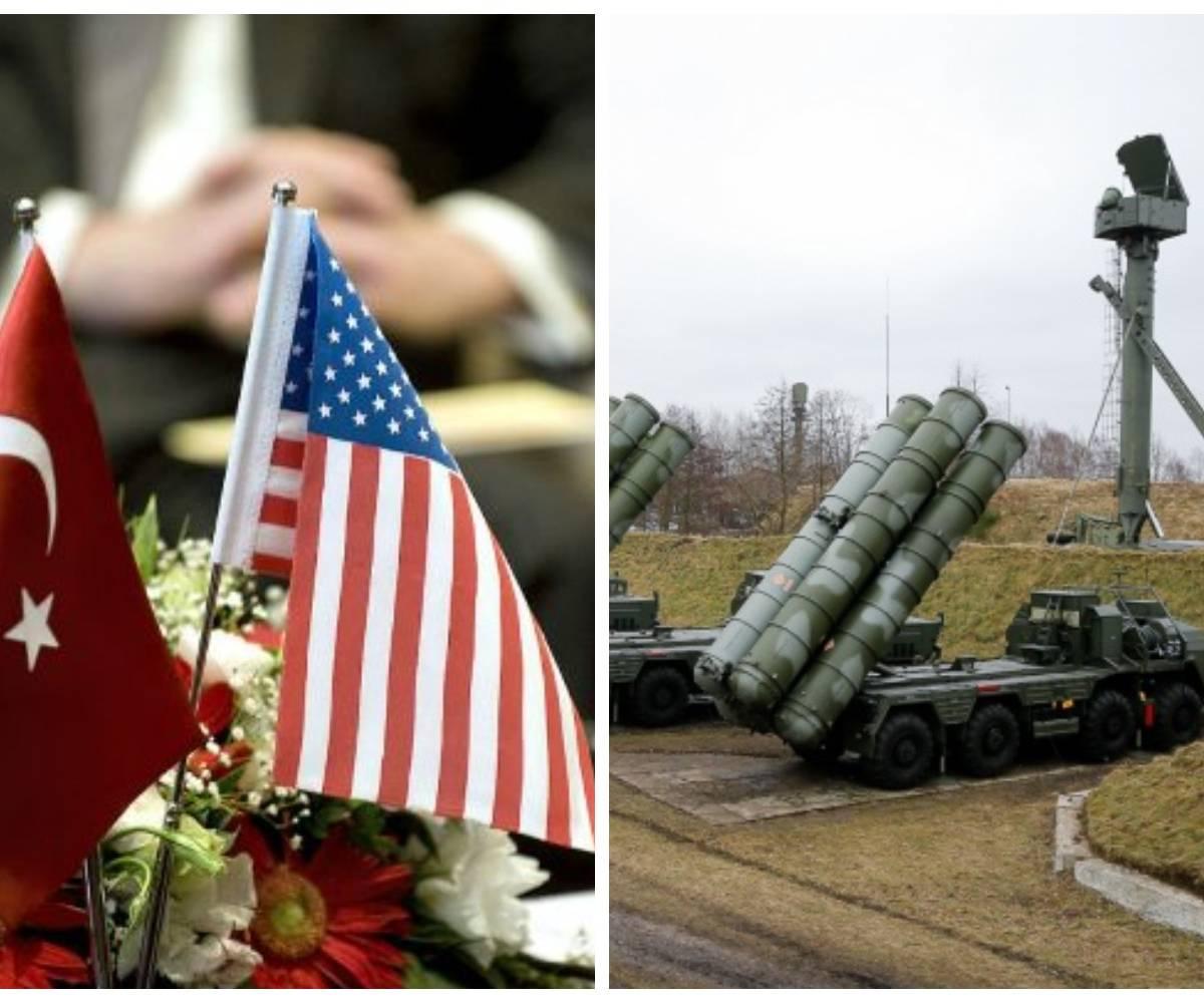 Hill: С-400 станет причиной крупного политического кризиса Турции и США