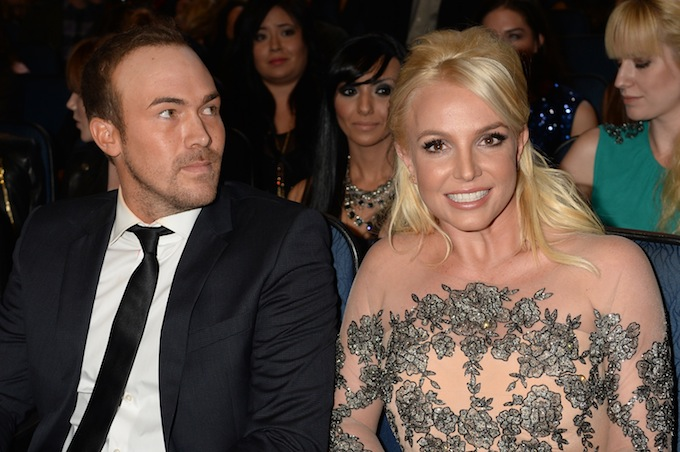 Is Britney Spears Engaged