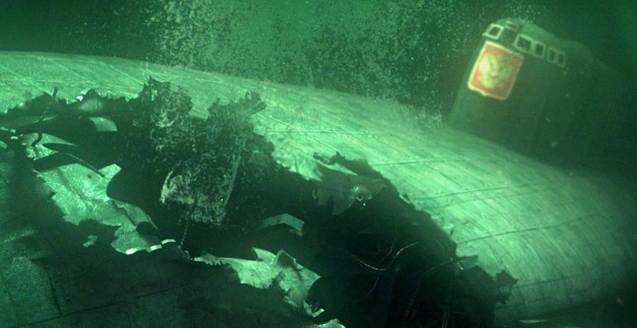 подводная лодка крепость