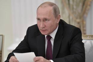 «Просто чушь какая-то». Как Путин заступился за шахтёров перед чиновниками