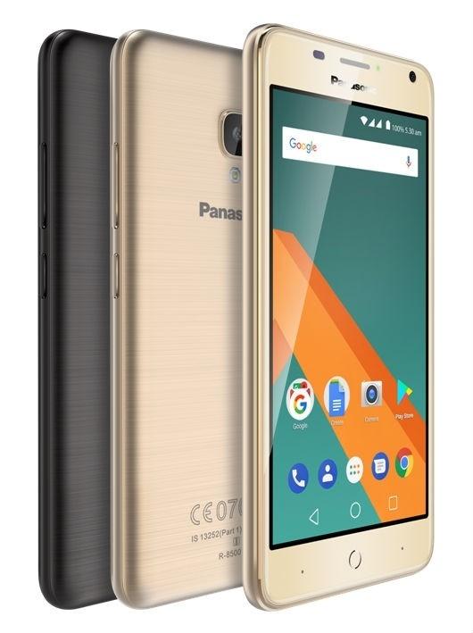 Panasonic представила 5-дюймовый смартфон ценой менее $100